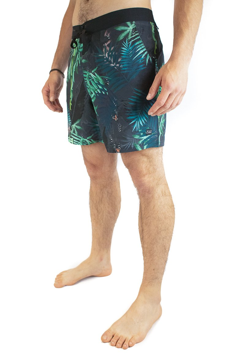 Wild Jungle Boardshort Reciclado