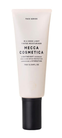 In Good Light Tinted Sunscreen by Mecca