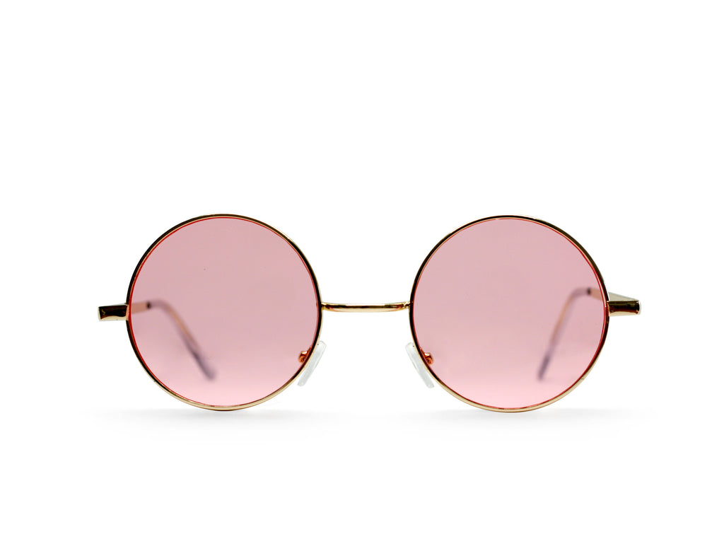 Josie is a classic round frame inspired by the 1960's era.