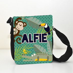 Safari Animals Shoulder Bag