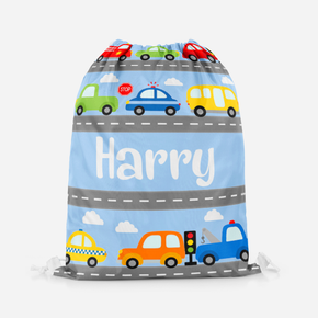 Cars Transport Pe Bag