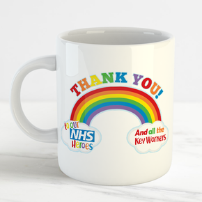 Thank you NHS & Key Workers Mug