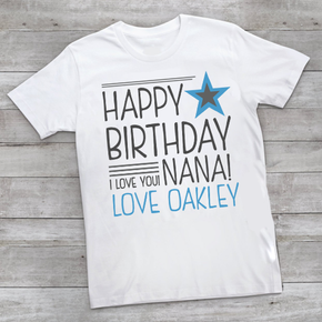 Molly Nana Birthday T-Shirt