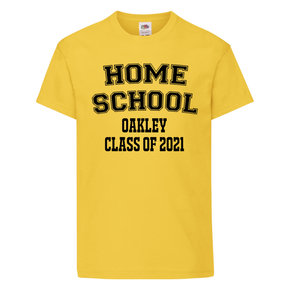 Molly Home School t T-Shirt