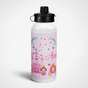 Princess Castle Girls Bottle
