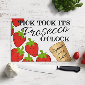 Tick Tock It's Prosecco O'Clock