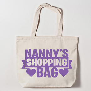 Nannys Shopping Bag