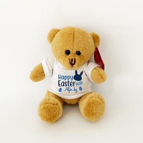 Personalised Easter Mini Teddy Bear