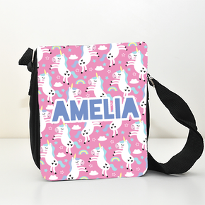 Unicorn Pink Shoulder Bag