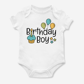 Birthday Boy Bodysuit