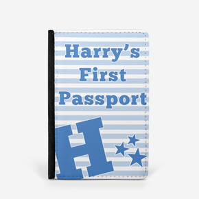 Boy's First Passport