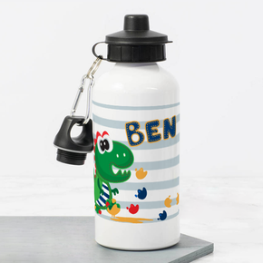 Dinosaur Footprints Bottle