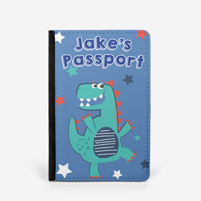 Dinosaur Passport