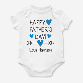 Happy Father's Day Bodysuit