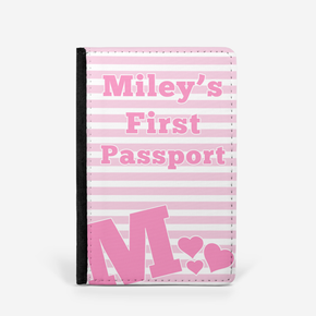 Girl's First Passport