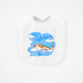 My First Holiday Bib