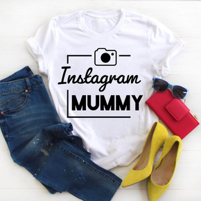 Instagram Mummy T-Shirt