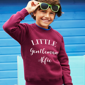 Little Gentleman Kids Jumper