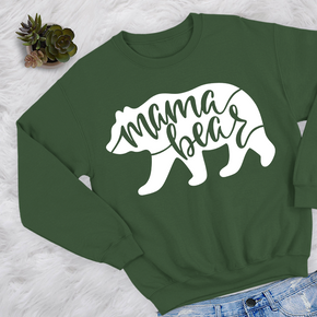 Mama Bear Adults Jumper
