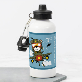 Teddy Bear Pilot Bottle