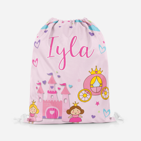Princess Castle Bag