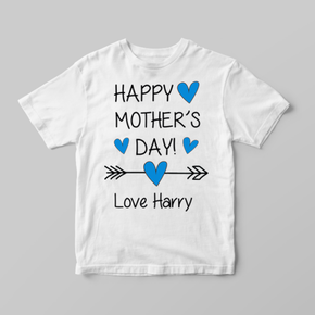 Happy Mothers Day Boys T-Shirt