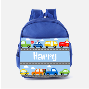 Transport Cars Backpack