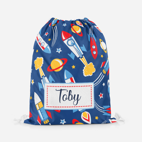 Space Rockets Bag