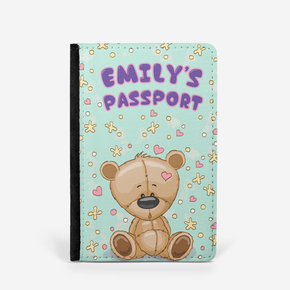 Tatty Teddy Passport