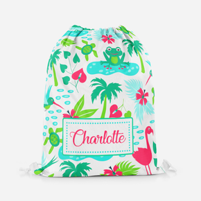 Tropical Animals Bag
