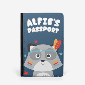 Raccoon Passport