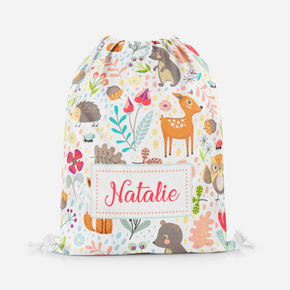 Woodland Animals Bag