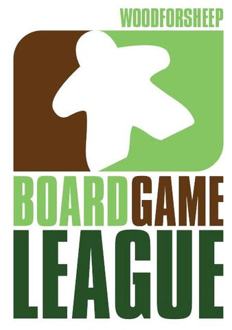 WoodForSheep Board Game League