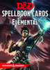 D&D RPG Spellbook Elemental