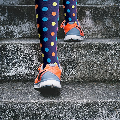 3-Pairs Pattern Mixed Compression Socks(20-25 mmHG) | Actinput