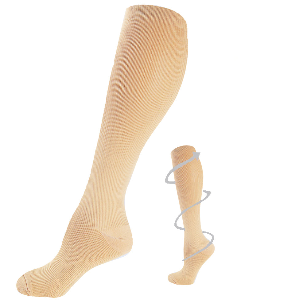Custom Compression Socks Example (15-25 mmHg)