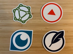 Spatial Networks Sticker Pack