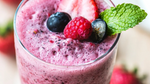 Receta: Berry deli smoothie