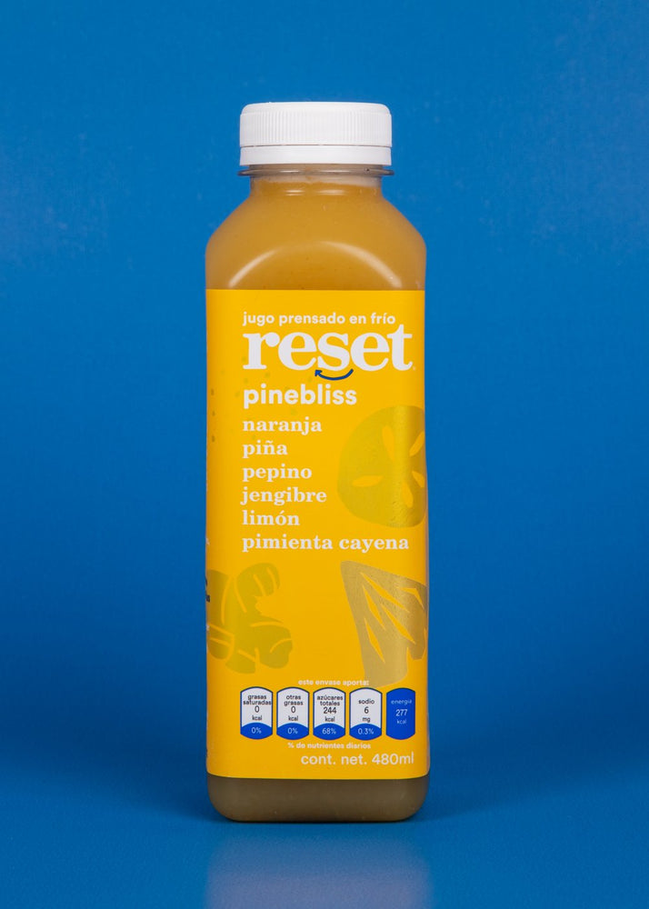 pinebliss - reset juice