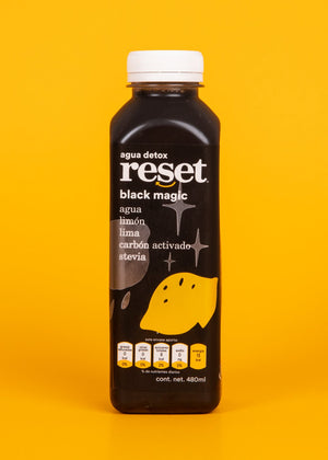 black magic - Reset Cold Pressed Juice