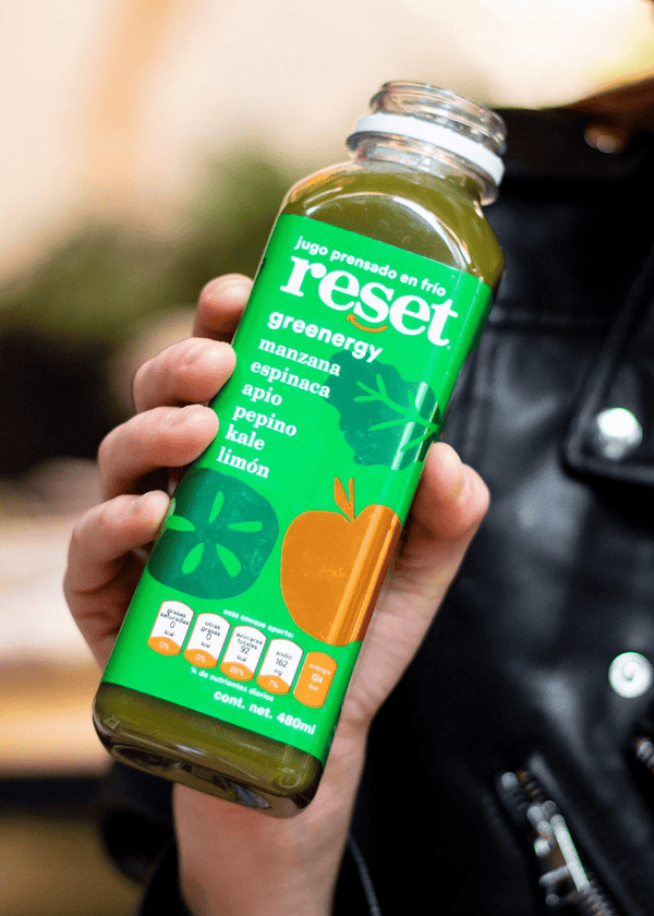 greenergy - reset juice