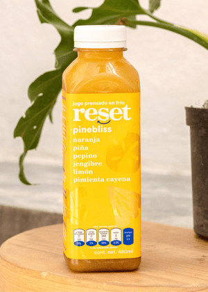 pinebliss - Reset Cold Pressed Juice