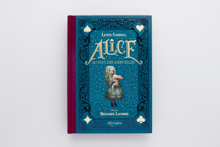 Olibrix Alice in Wonderland in French. Read Alice in Wonderland in French.  Alice au pays des merveilles