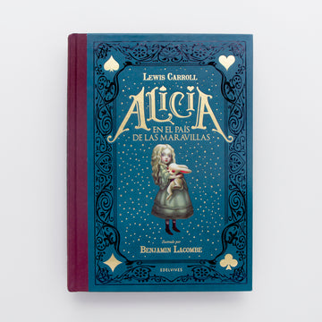 Olibrix online children's bookstore. Alicia en el País de las Maravillas. Alice in Wonderland.  Best gifts for kids book