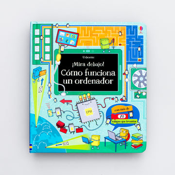 Best gifts for children and kids. Buys children's books in Spanish. Olibrix online children's bookstore. Lift-the-flap book.