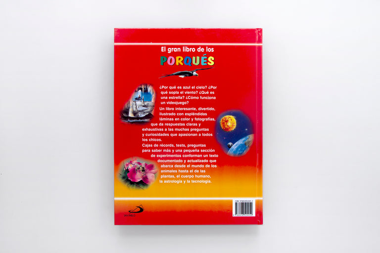 El gran libro de los porqués. The Great Book of Whys