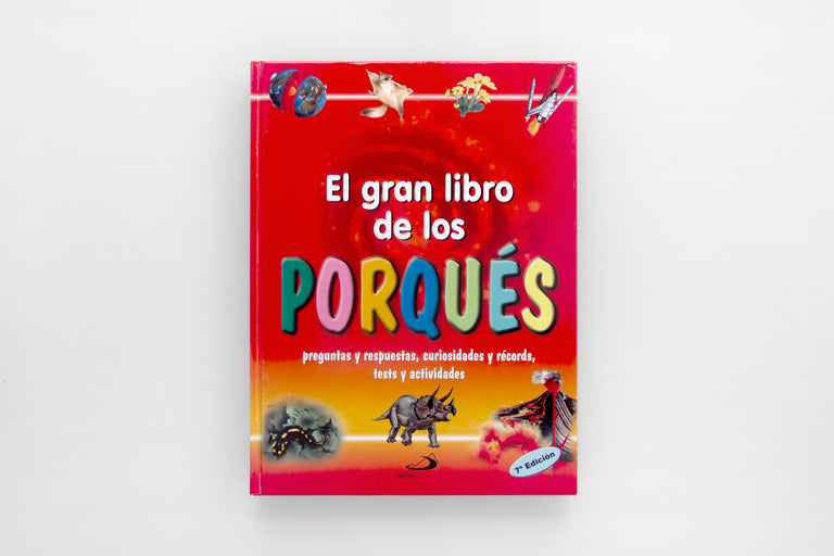 El gran libro de los porqués. The Great Book of Whys. Buy children's books in German, Spanish, French, Italian, Russian and more.