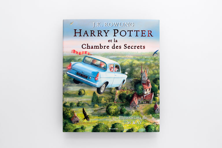 Harry Potter et la chambre des secrets . Harry Potter and the Chamber of Secrets. Olibrix online children's bookstore.  Best Books for boys. Best Books for Girls.  J.K. Rowling