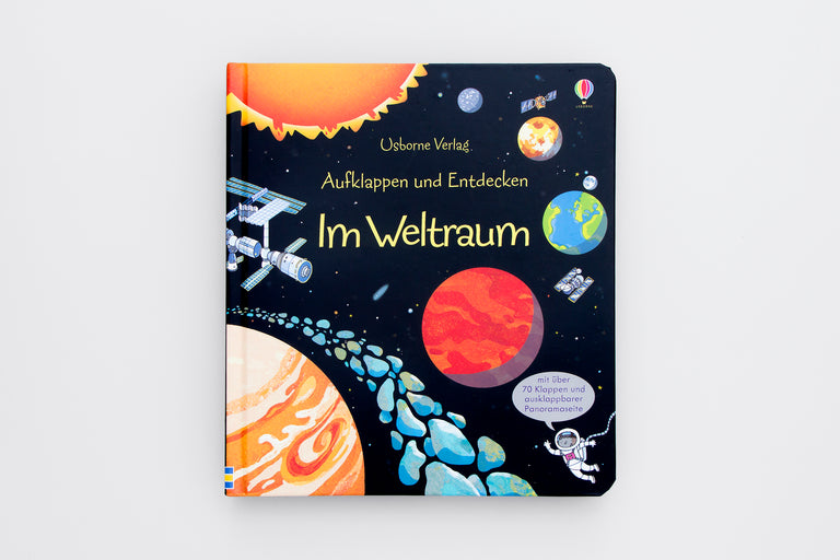 Buy children's books in German, Spanish, French, Italian, Russian and more. Children's book about space.
