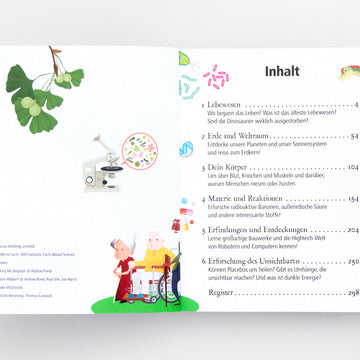 Best gifts for kids book 100% Knowledge: Nature and Technology